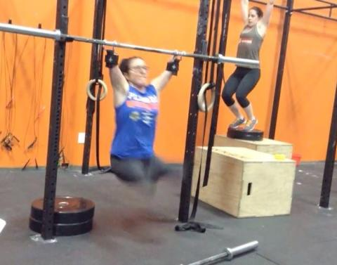 Meet the most inspiring crossfit athlete weve ever seen