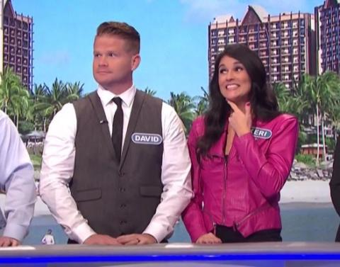 Wheel of fortune contestant thinks venice is in paris