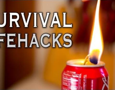 7 survival hacks everyone should know