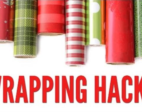5 wrapping hacks that will change your life