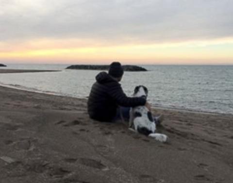 Owner takes cancer stricken dog on bucket list adventure