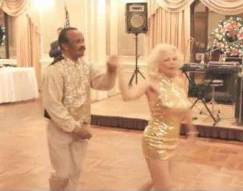 Talented duo proves that great dancing knows no age limit