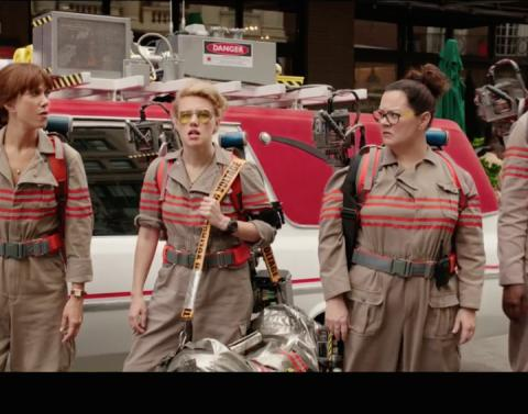 Ghostbusters trailer wait who are you gonna call