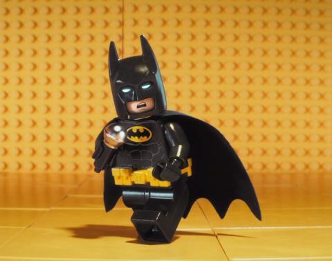 The lego batman movie first trailer
