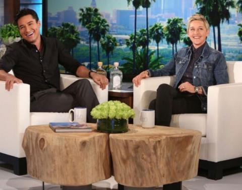 Mario lopez may co host live with kelly ripa
