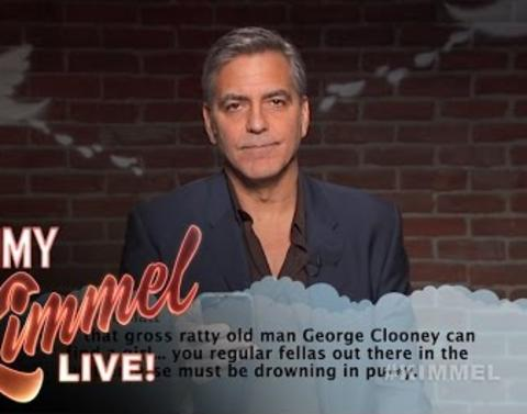 Movie stars read mean tweets about themselves