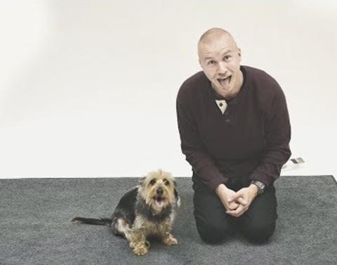 Dogs hilarious reactions to human barking