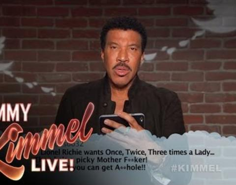 Musicians read mean tweets about themselves