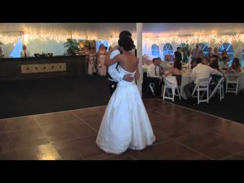 1bc86f5233a Bride and Brother Spice Up Wedding Dance (Yes